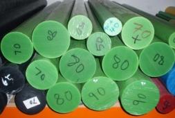 Oil Filled Nylon Rods