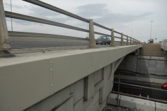 Polypropylene Cable Enclosures on Bridge