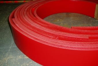 Polyethylene Skirting Rubber