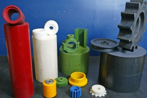 Nylon Machined Components