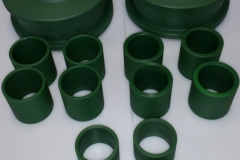 Sleeves & Rollers for Mining Industry