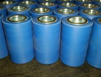 Polyurethane Moulded Hydraulic Ram Bushes