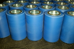 Polyurethane Bushes with Sleeves