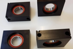 Polyethylene Bearing Blocks