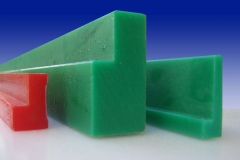 Polyethylene Wear Guides and Strips