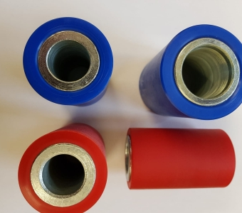 Refurbished Polyurethane Rollers