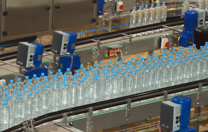Bottling and Processing Companies served by Engineering Plastics UK